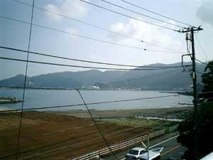 061105 みやこ荘からの景色