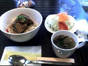 061111 昼食薬膳創作料理