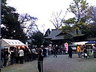 070101 前鳥神社