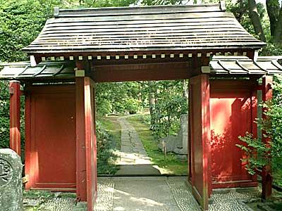 070505 五島美術館庭園 赤門