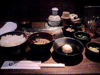 070509 カレイ定食