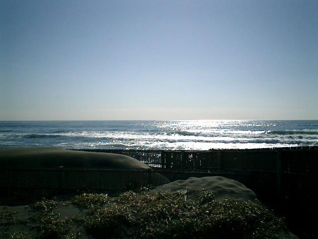 041127茅ヶ崎の海岸