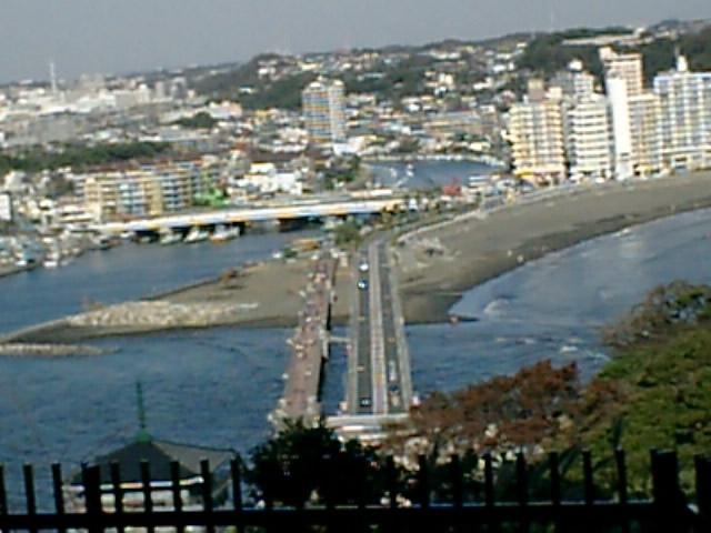 041127江ノ島弁天橋・江ノ島大橋