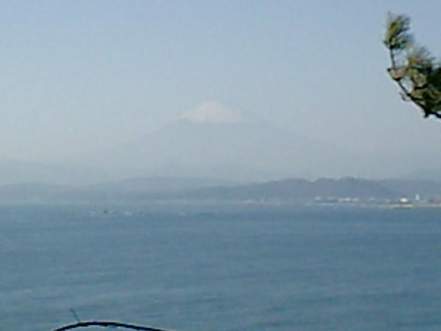 041127江ノ島展望灯台から